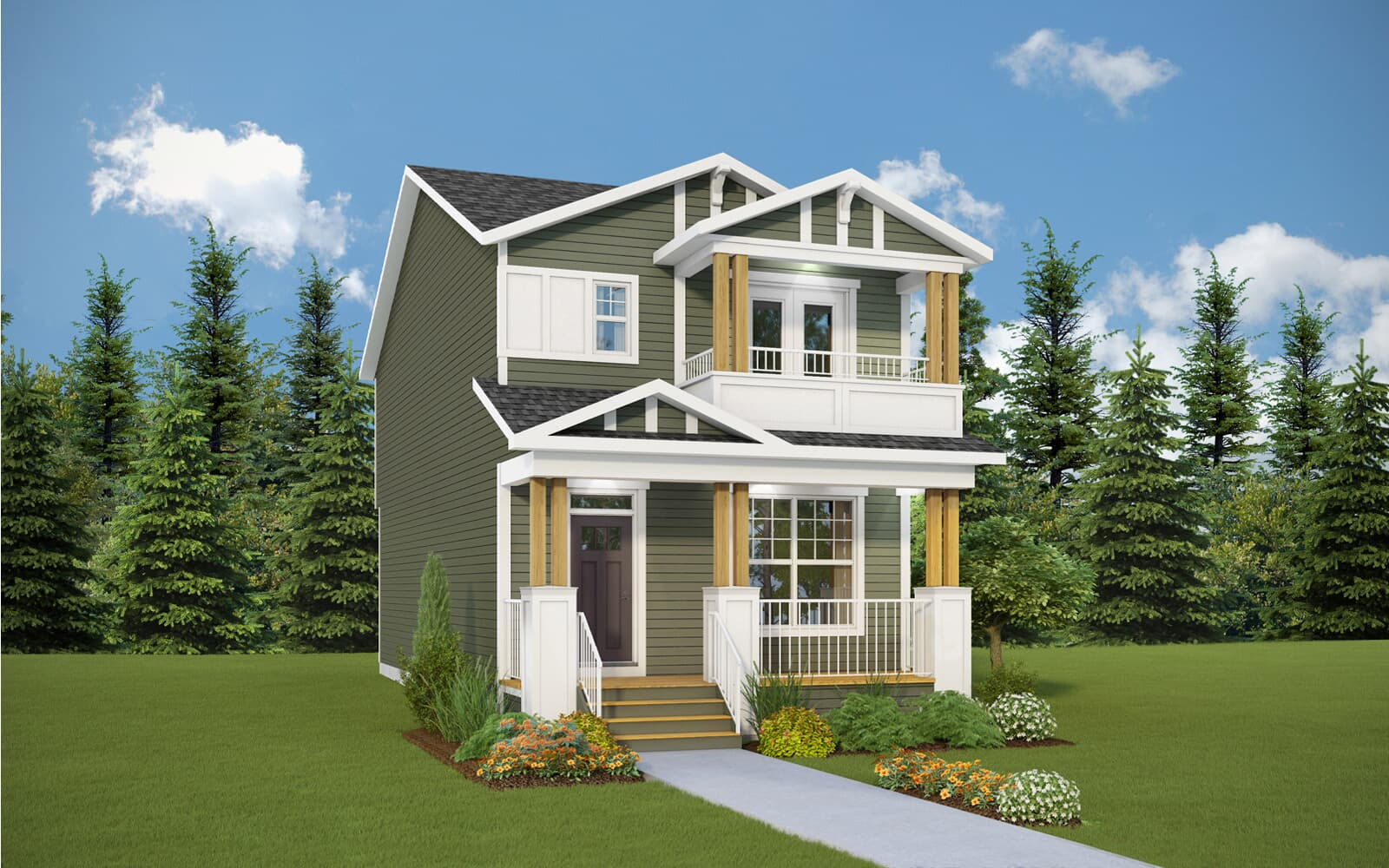 elevation-lv3-craftsman-leighton-calgary