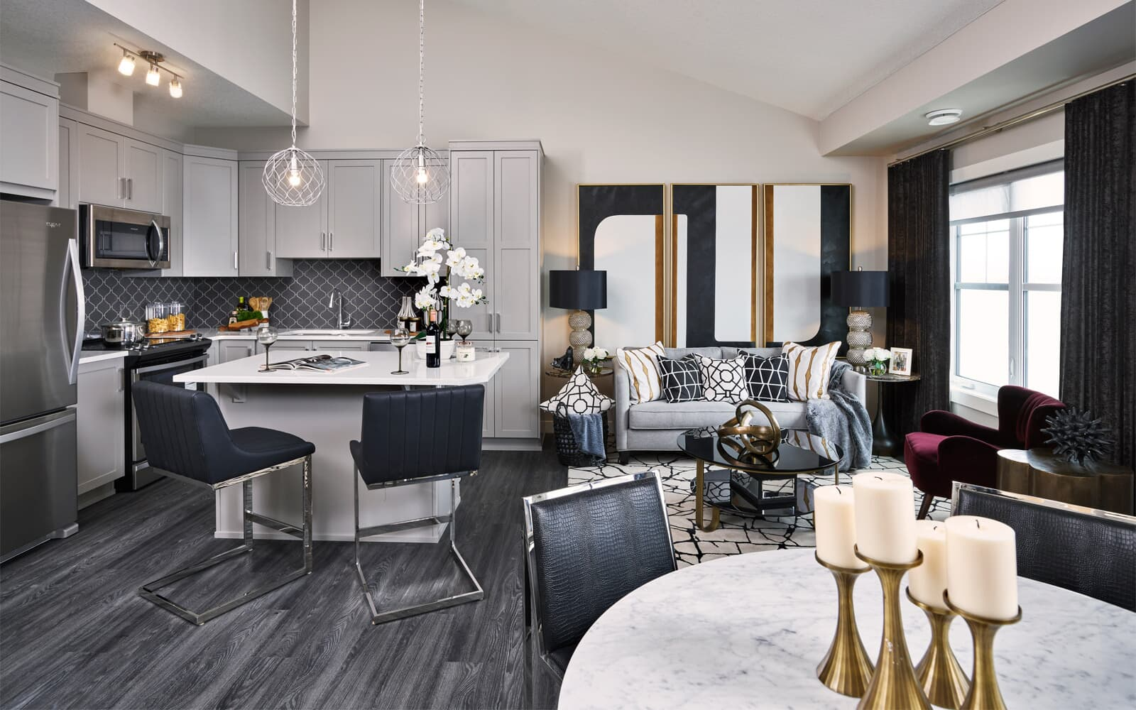 Townhomes For In Se Calgary