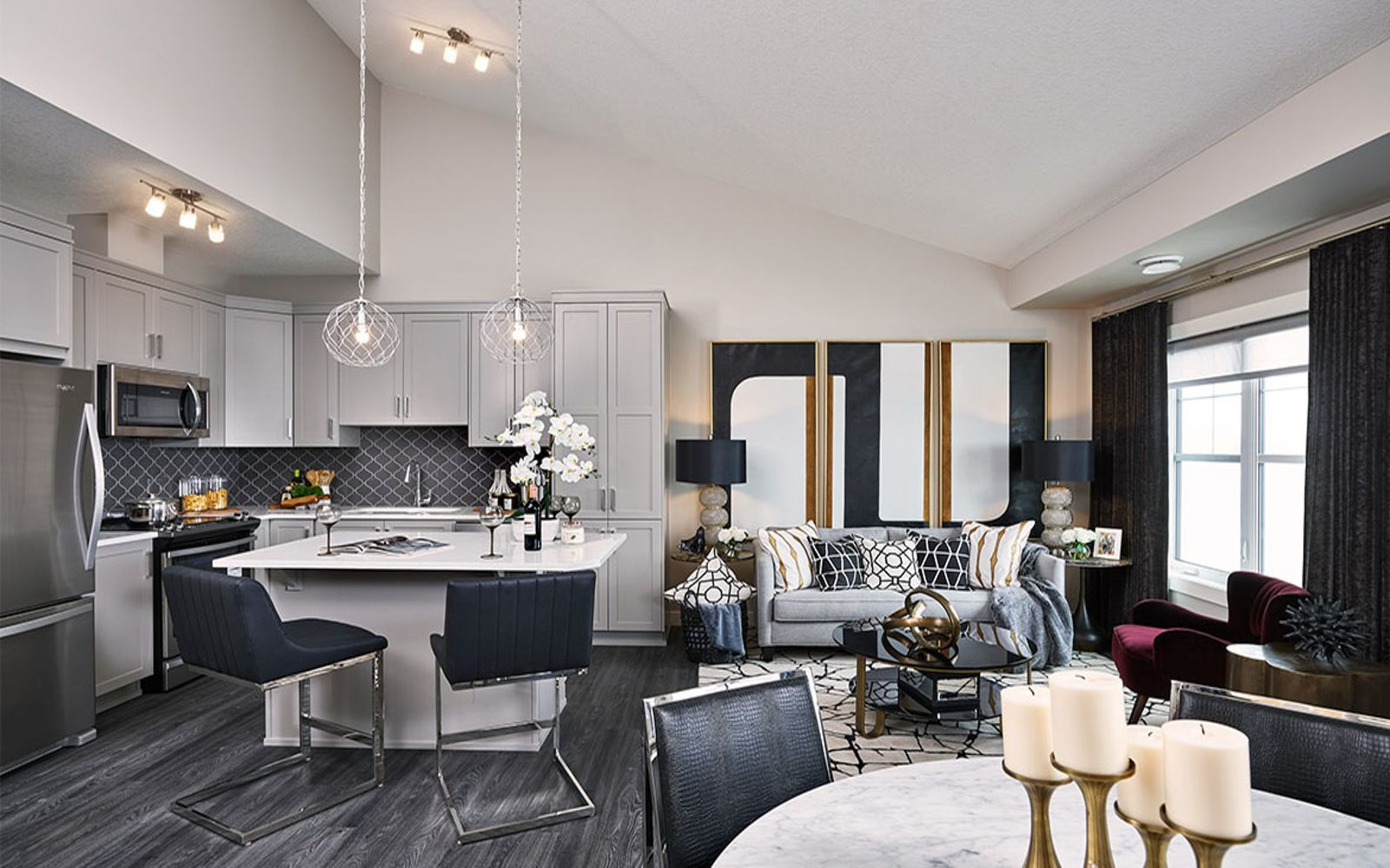 Ruby The Octave At Livingston By Brookfield Residential
