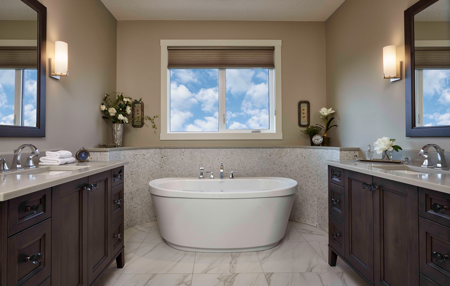 the ensuite in the wellington 5 in cranston