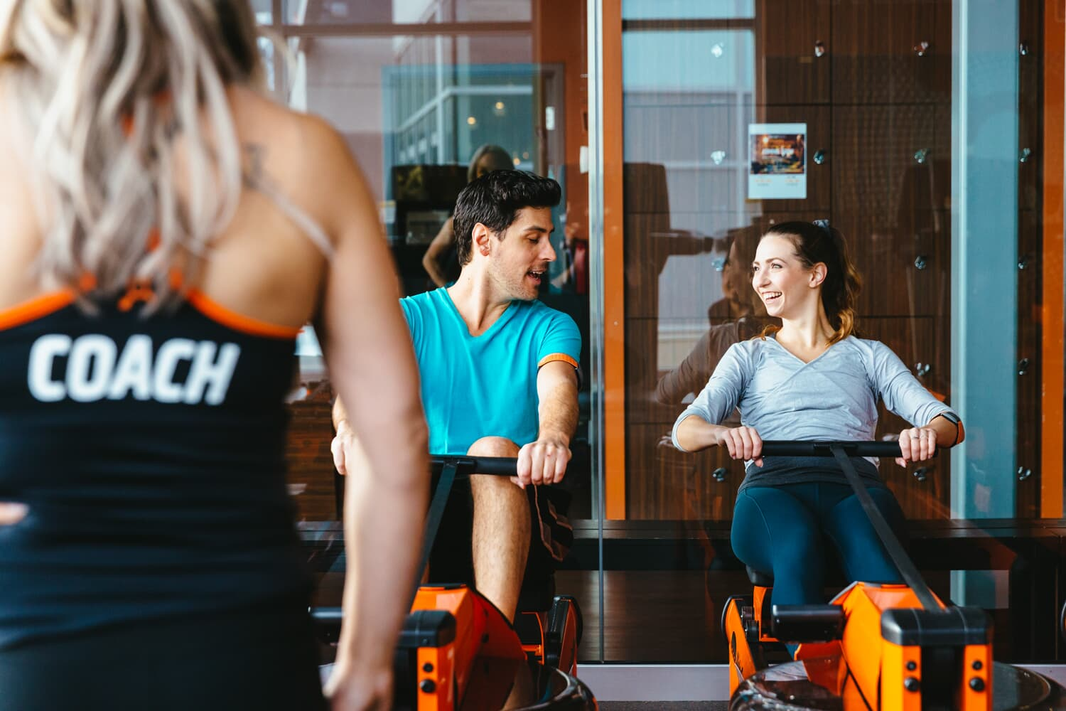 Orange Theory Fitness Calgary Seton