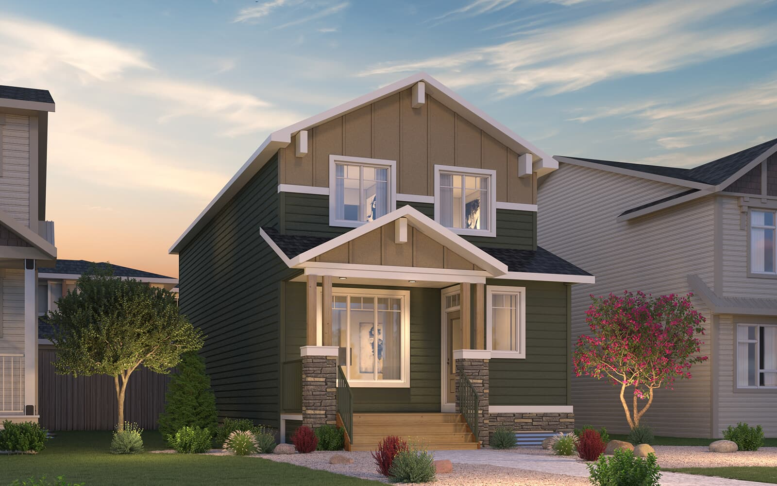 Calgary-BrookfieldResidential-NewHomes-Oxford-Craftsman