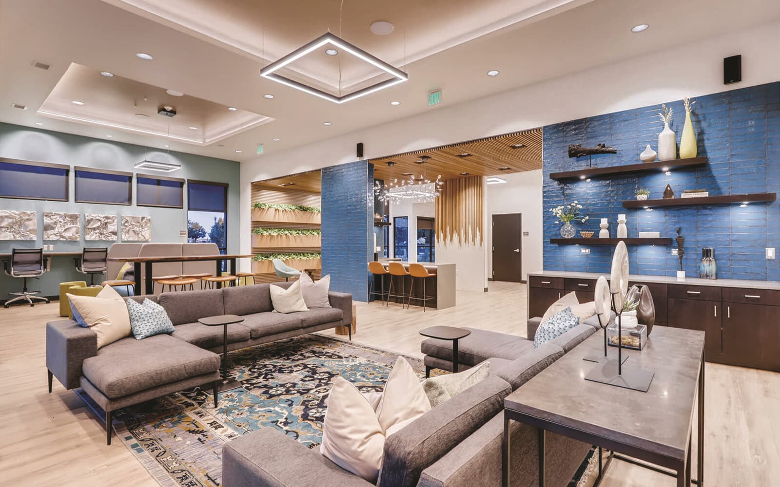 Venture-Center-Interior-Lobby-Two-Brighton-Crossings-Denver-Colorado