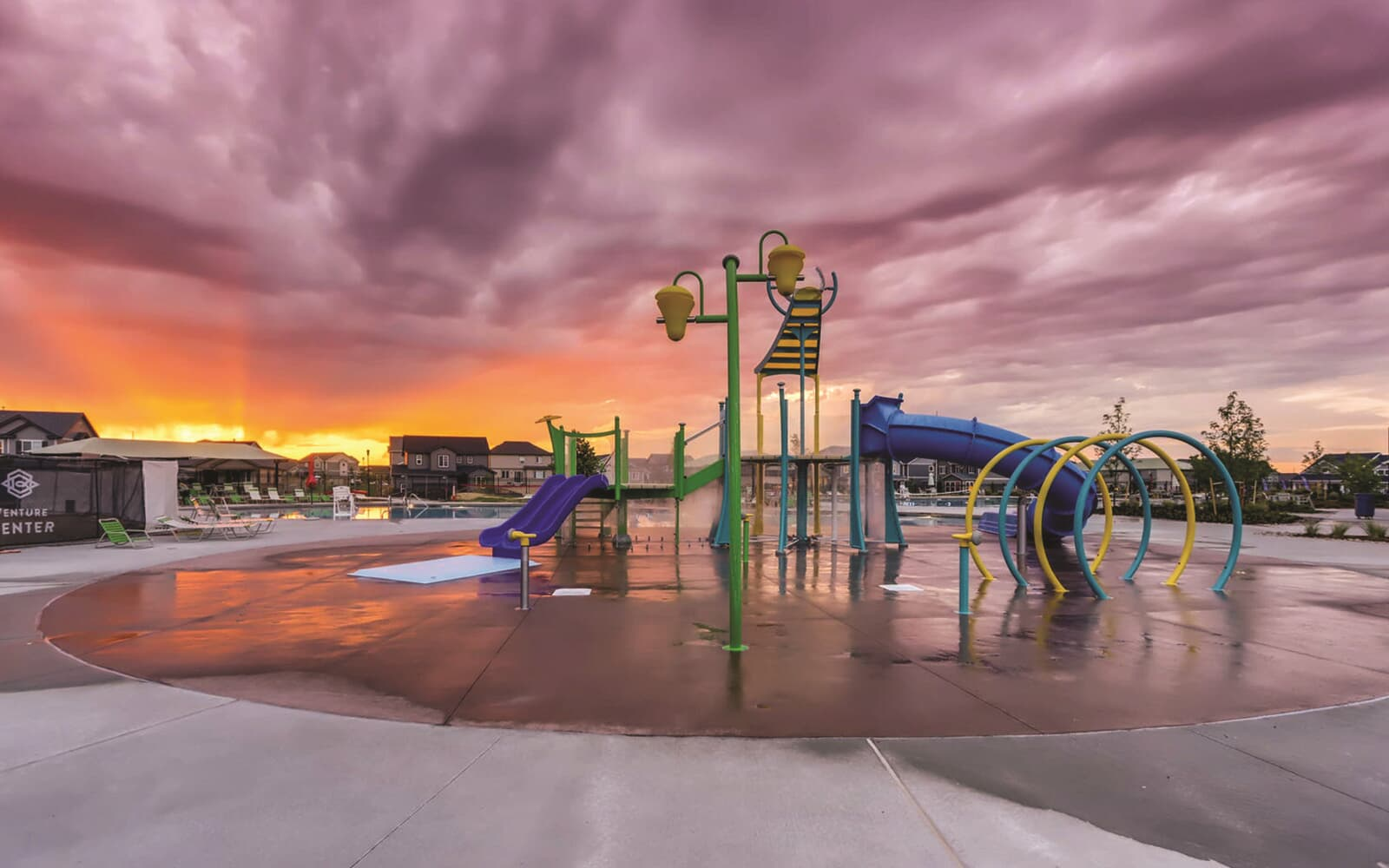 Venture-Center-Rear-Pool-One-Brighton-Crossings-Denver-Colorado