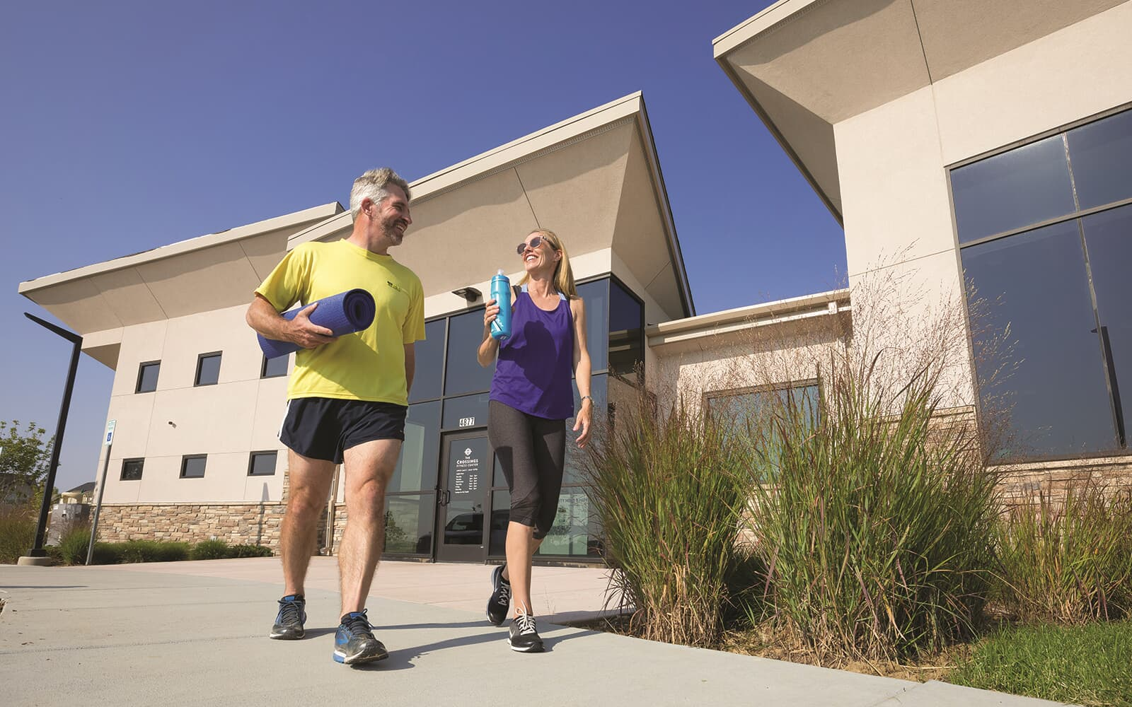 Lifestyle-Crossings-Fitness-Couple-Brighton-Crossings-Denver-Colorado
