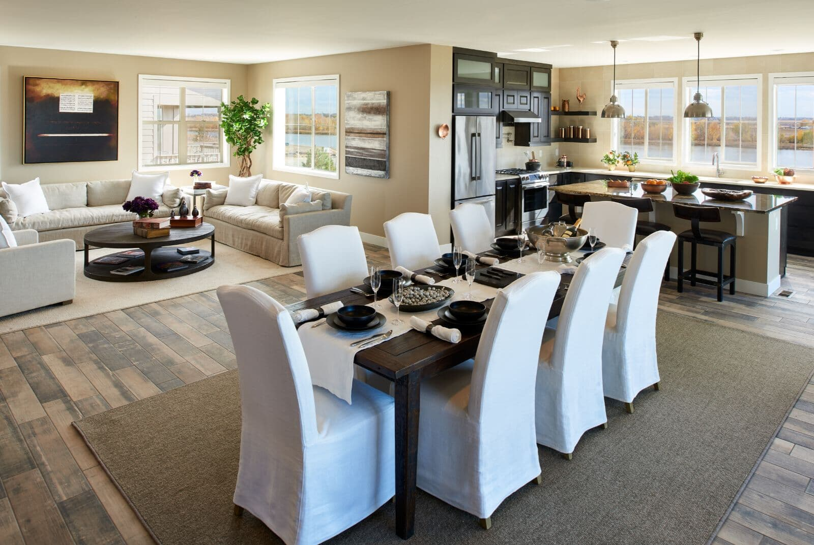 Harvest-Two-Dining-Room-Barefoot-Lakes-Denver-Colorado