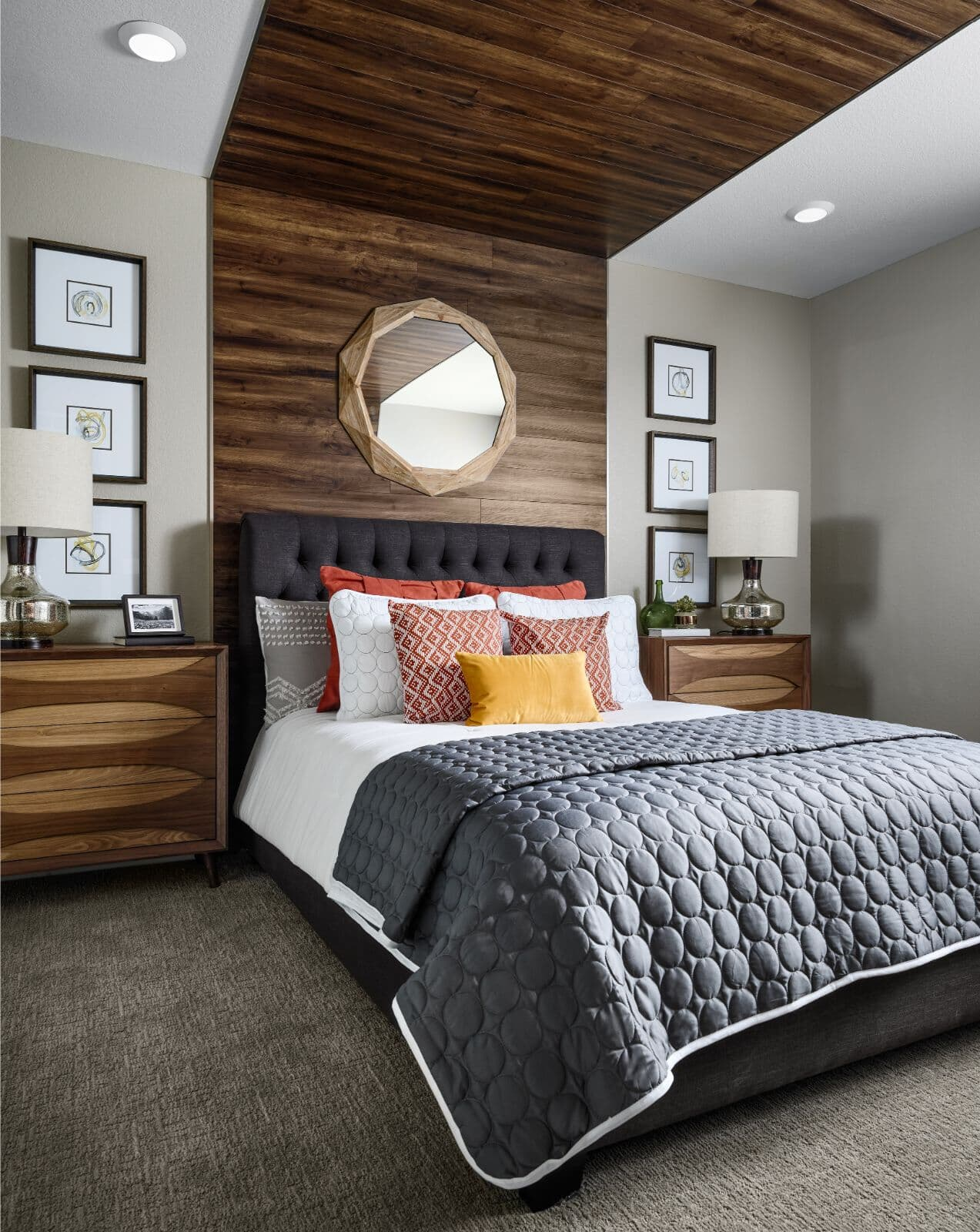 Ovation One Guest Bedroom Brighton Crossings Denver Colorado