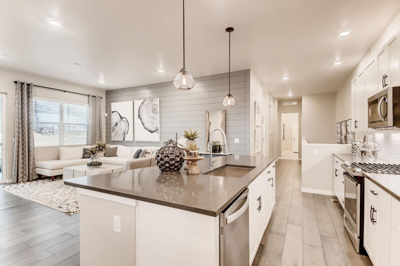 Villa-One-Kitchen-Baerfoot-Lakes-Denver-Colorado