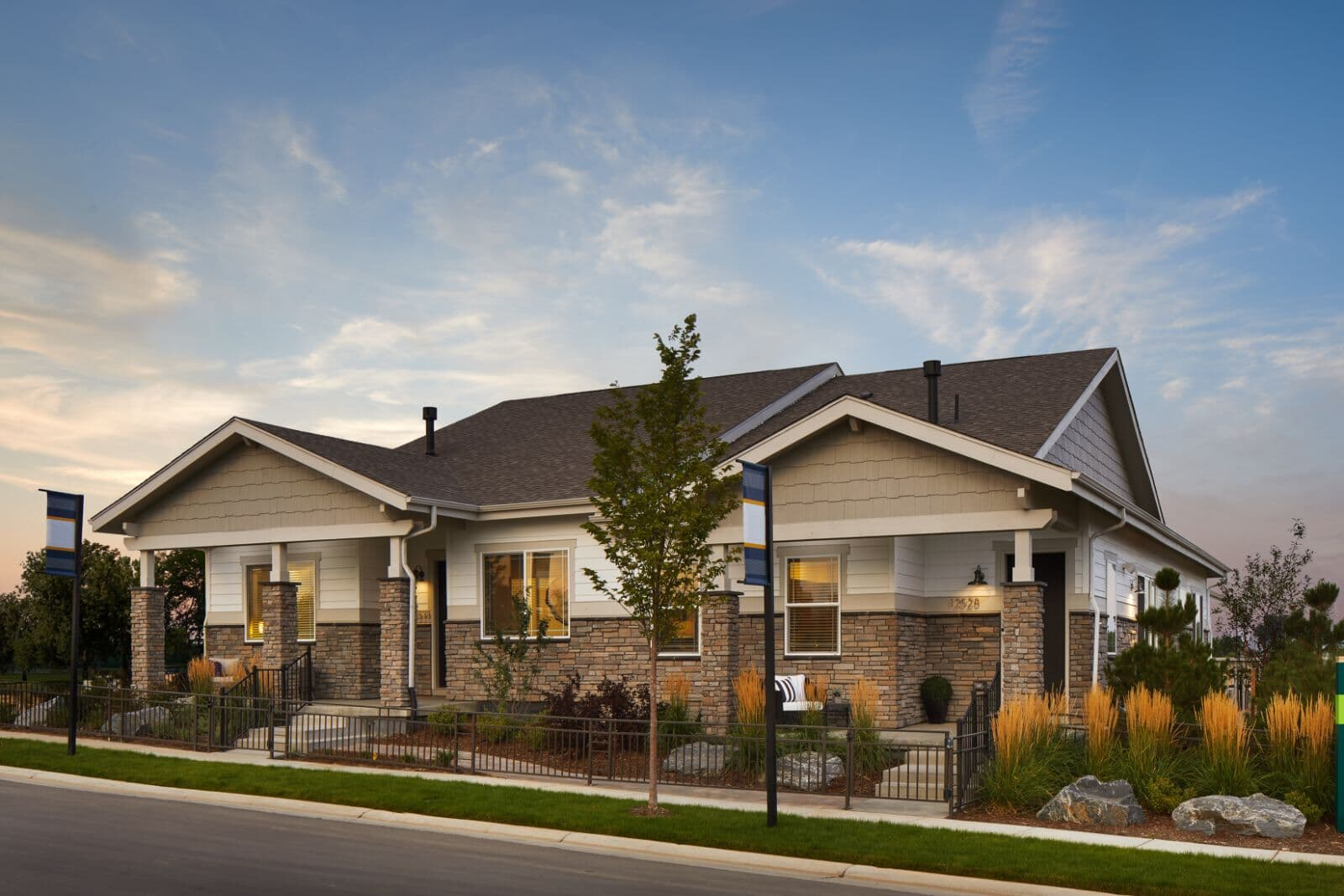 Villa-Two-Exterior-Barefoot-Lakes-Denver-Colorado