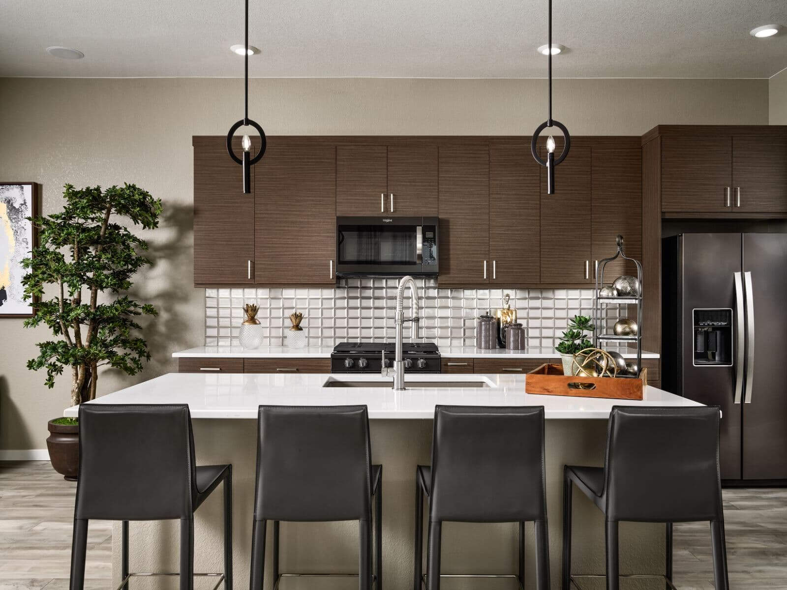 Villa-Two-Kitchen-Barefoot-Lakes-Denver-Colorado
