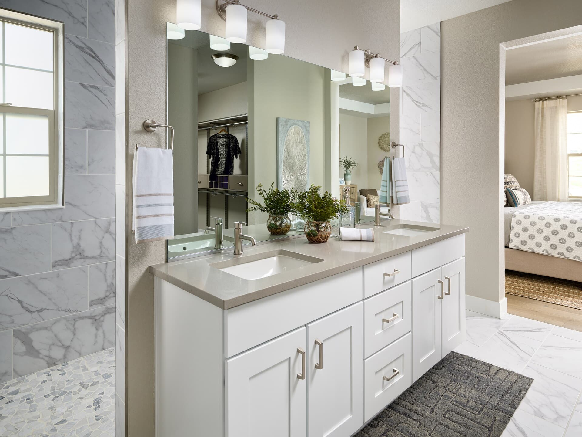 Brookfield Solterra BigSky3 Master Bathroom