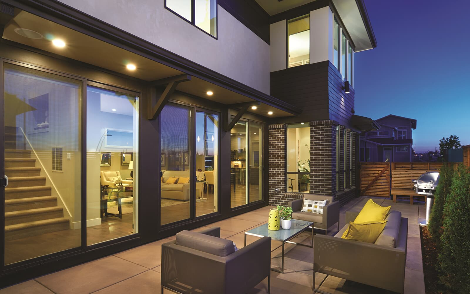 Signature-Two-Model-Patio-Exterior-Midtown-Denver-Colorado