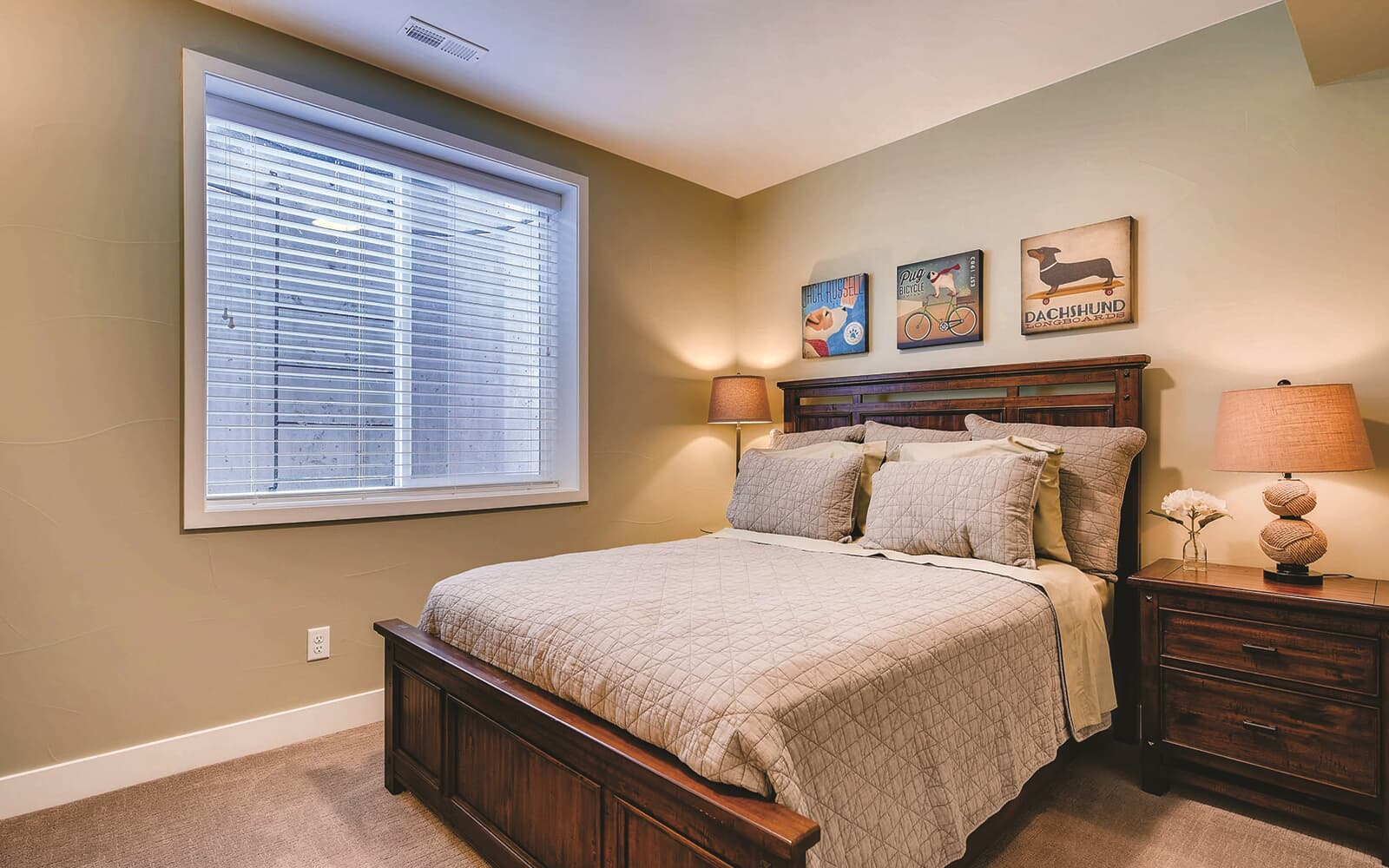 Signature-Four-Model-Interior-Basement-Bedroom-Sterling-Ranch-Denver-Colorado