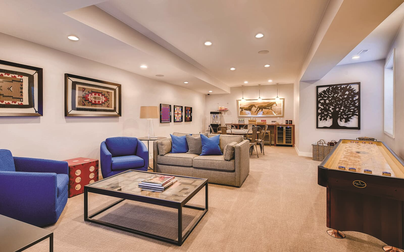 Signature-Four-Model-Interior-Basement-Two-Sterling-Ranch-Denver-Colorado
