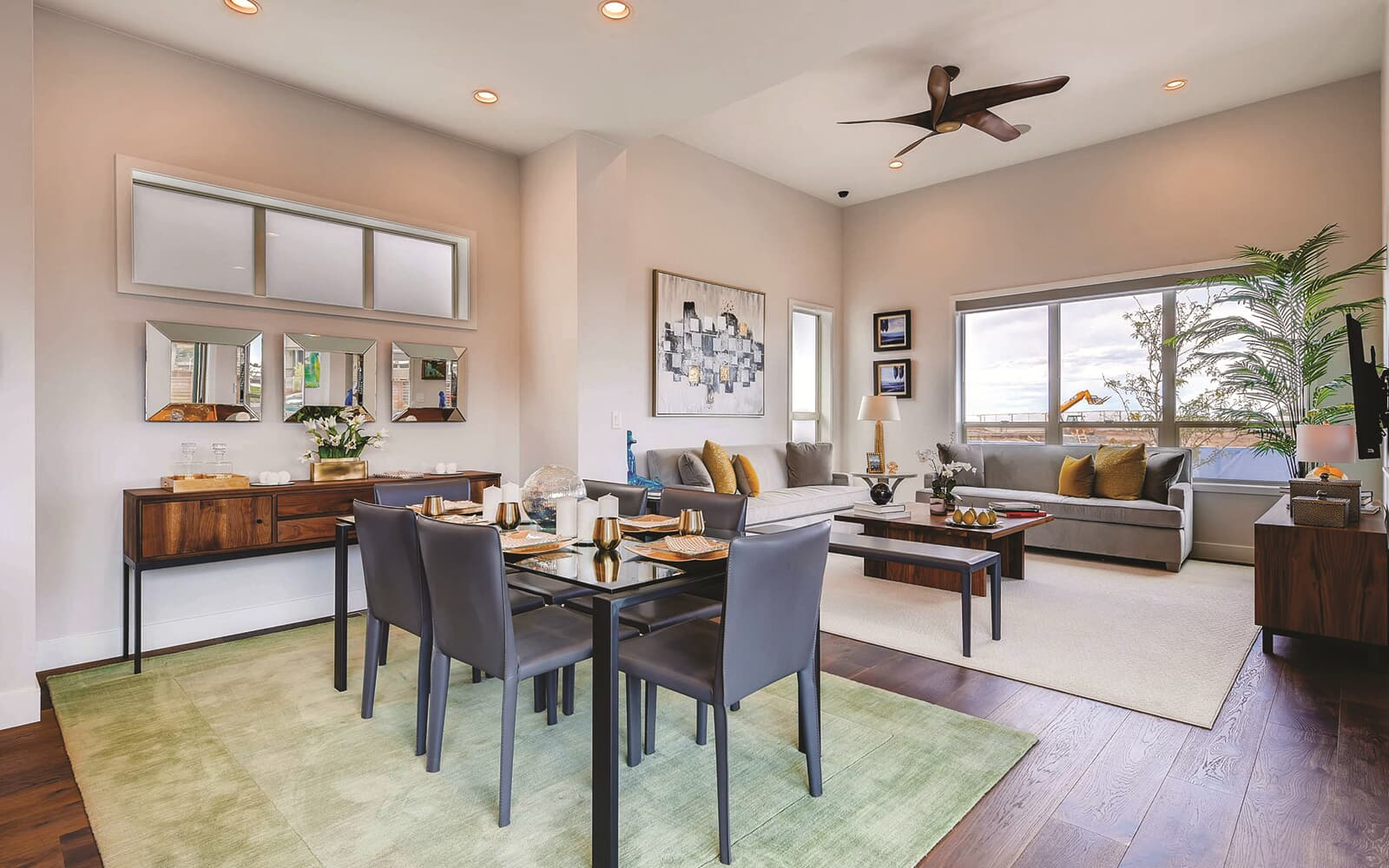 Signature-Four-Model-Interior-Great-Room-Two-Sterling-Ranch-Denver-Colorado