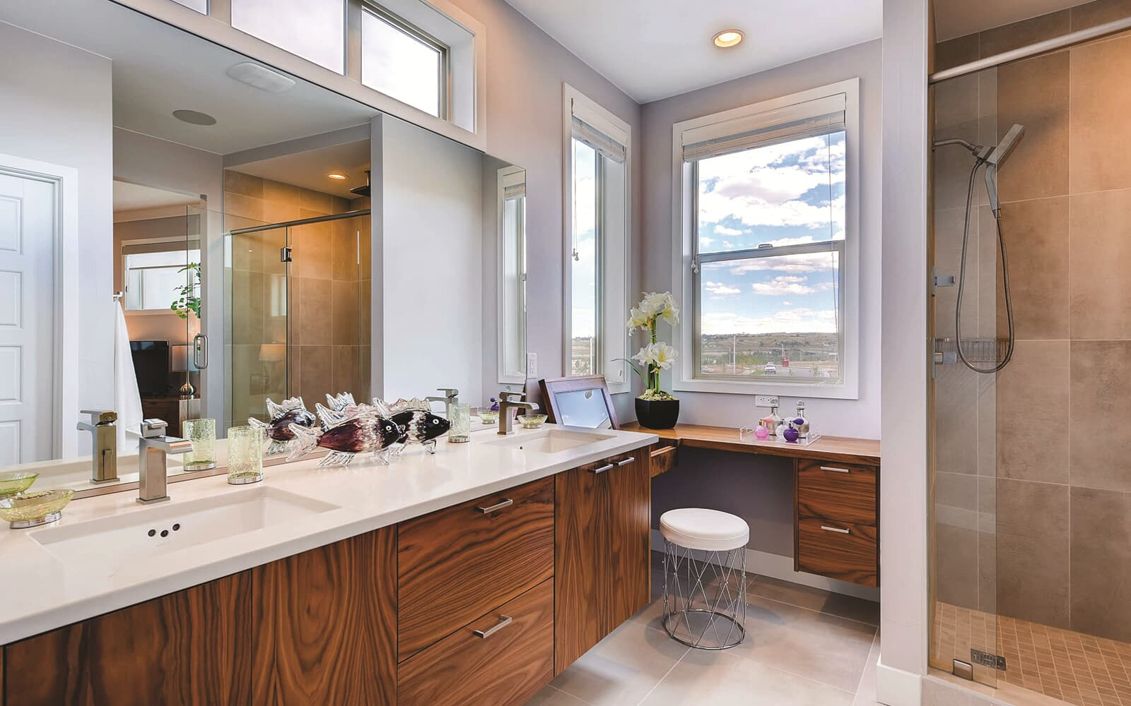 Signature-Four-Model-Interior-Master-Bathroom-Sterling-Ranch-Denver-Colorado