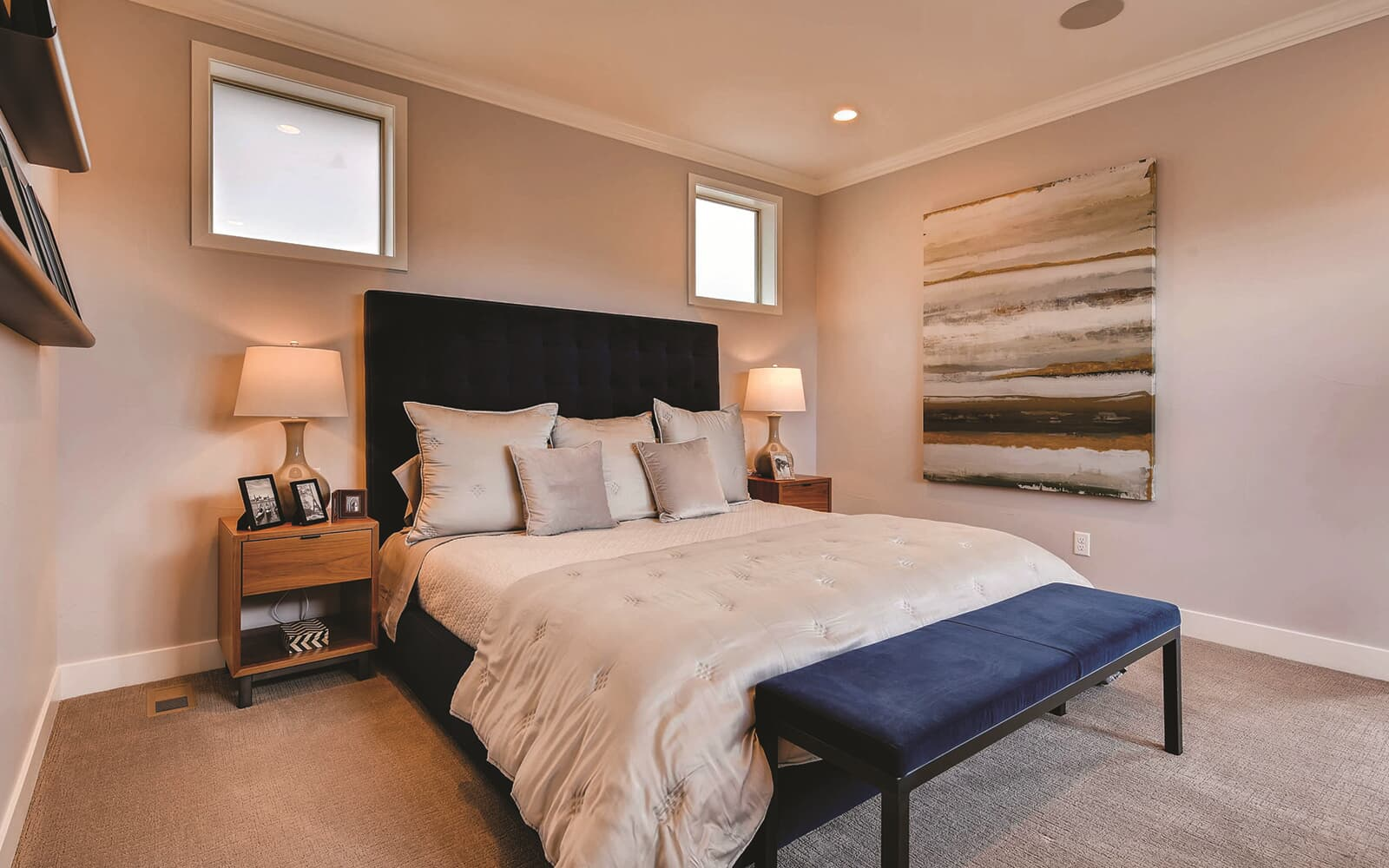 Signature-Four-Model-Interior-Master-Bedroom-Two-Sterling-Ranch-Denver-Colorado