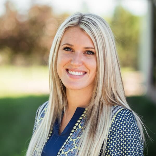 MacKenzie Graham sales agent for Brookfield Residential, Denver Colorado