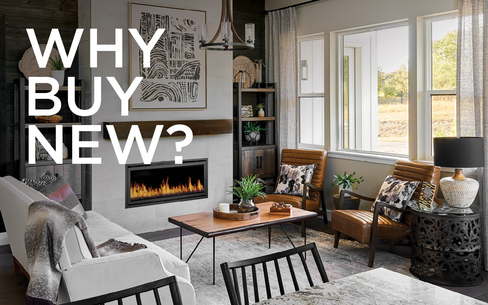 Why buy new image of the Lumen model at The Village Castle Pines