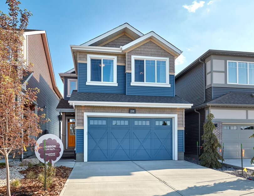 The Orchards Show Home | Edmonton, Canada | Brookfield Residential