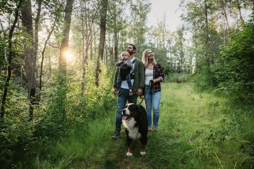 Family in Nature | Edgemont in Edmonton, Alberta | Brookfield Residential