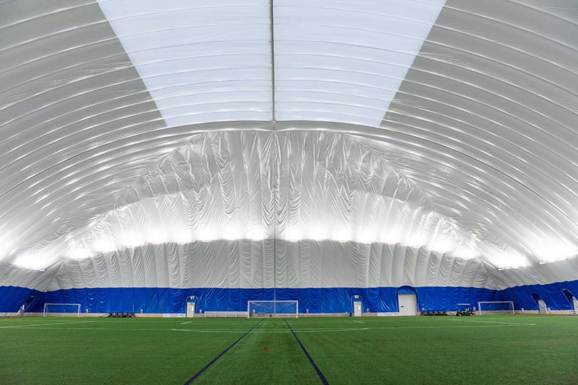 Edmonton Soccer Dome Presented by Brookfield Residential