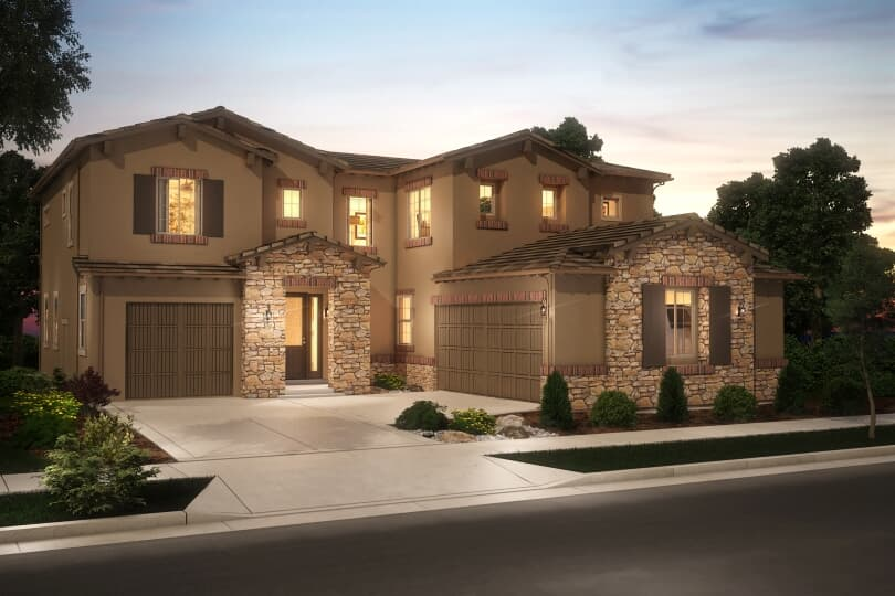 Harvest Exterior | Solterra in Lakewood, Colorado | Brookfield Residential