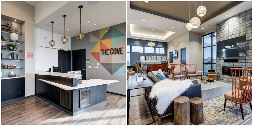 The Cove at Barefoot Lakes in Firestone, CO by Brookfield Residential