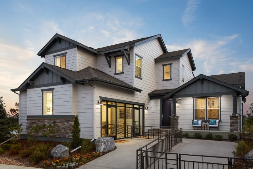 Ovation 3 Exterior | Barefoot Lakes in Firestone, CO | Brookfield Residential