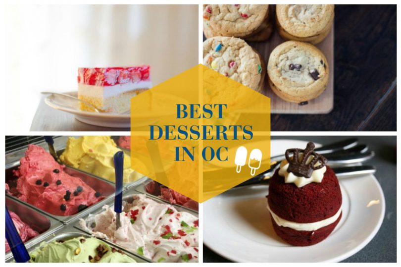 2016 Best Dessert Places in Orange County CA Brookfield Residential