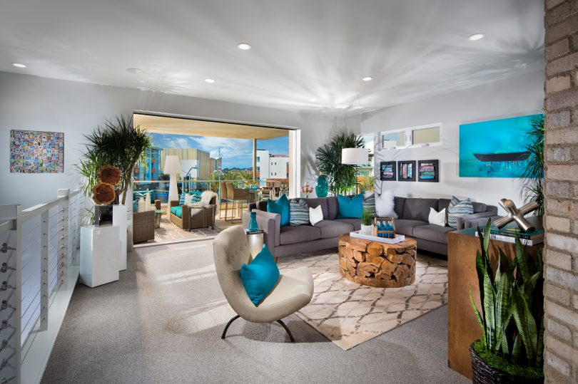 2016 The Urban Glamour of Marlowe at Playa Vista CA Brookfield Residential