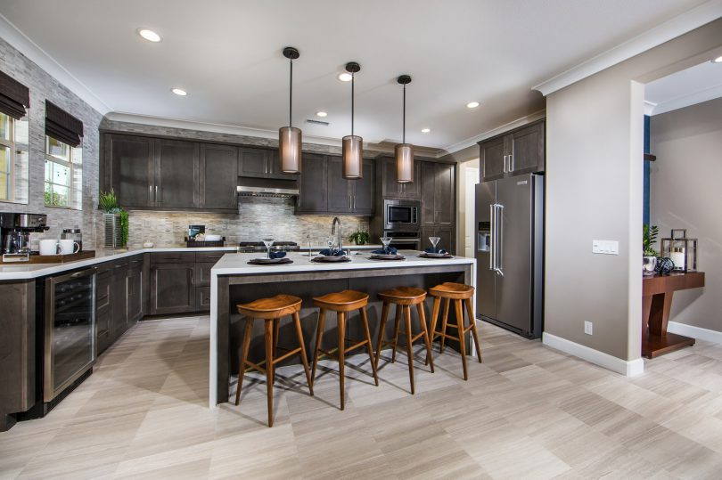 2016 Captivating Charmat Cameo in Whittier | Brookfield Residential