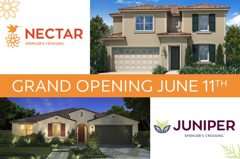2016 Juniper and Nectarare Almost Here | Brookfield Residential