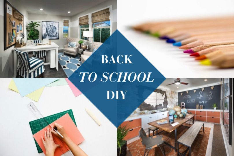 2016 Back to School DIY Projects | Brookfield Residential