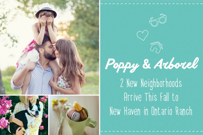 2016 Introducing Poppy and Arborel | Brookfield Residential