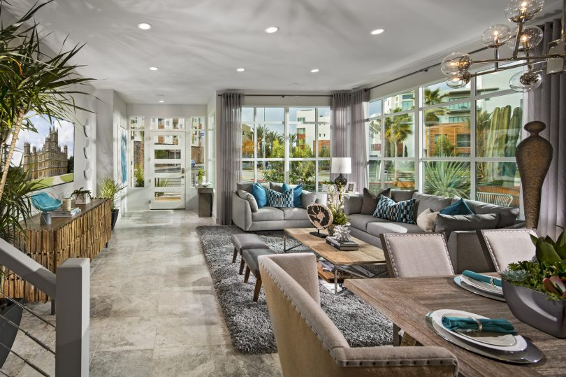 Everly and Marlowe Designer-Furnished Residences | Brookfield Residential