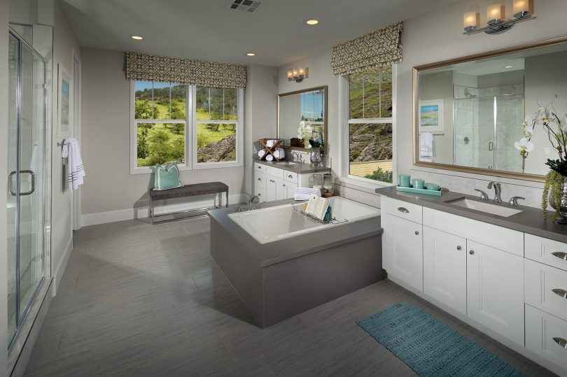 Bathroom Decor | Brookfield Residential