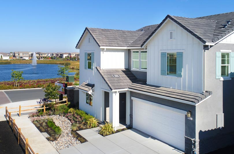 Exterior | Citrus at Emerson Ranch in Oakley, CA | Brookfield Residential