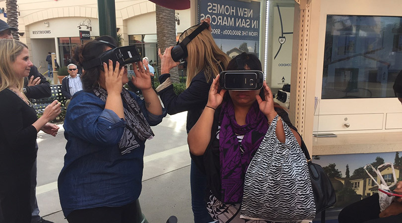 Virtual Reality Homebuying Rancho Tesoro San Marcos, CA