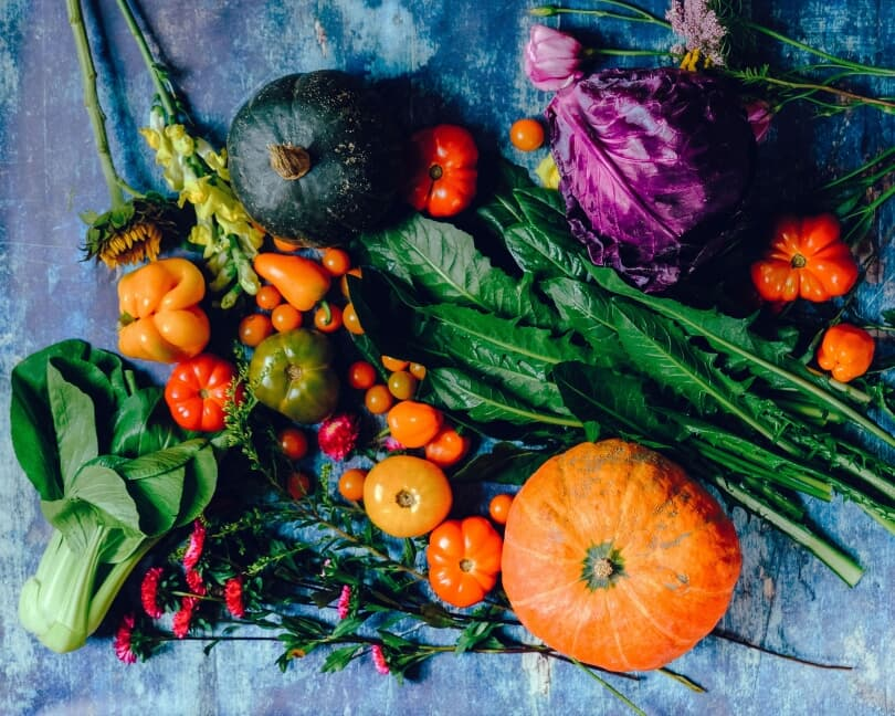 Fall Vegetables | Brookfield Residential