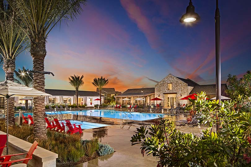 Community amenities | New Haven in Ontario Ranch, CA | Brookfield Residential