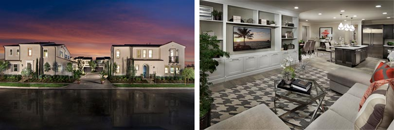 Legado at Portola Springs in Irvine, CA | Brookfield Residential