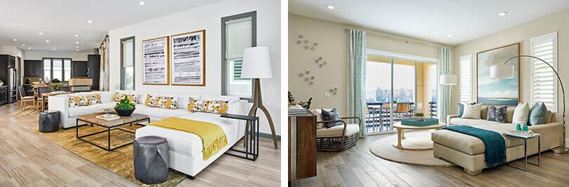 Great Rooms | Huntington at Boulevard in Dublin, CA | Brookfield Residential