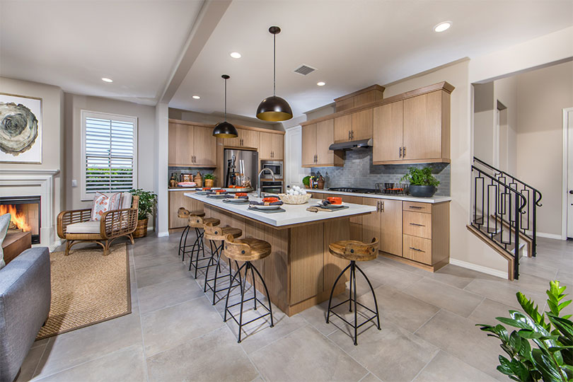 Gourmet Kitchen | Haciendas at The Village of Escaya in Chula Vista, CA | Brookfield Residential