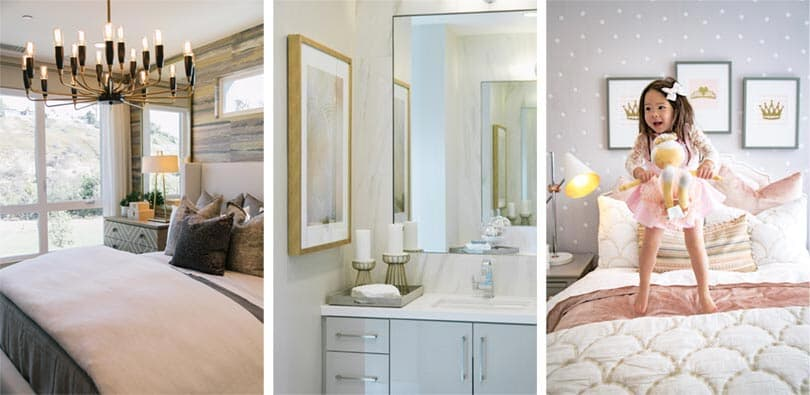 Bedroom | The Collection in Playa Vista, CA | Brookfield Residential