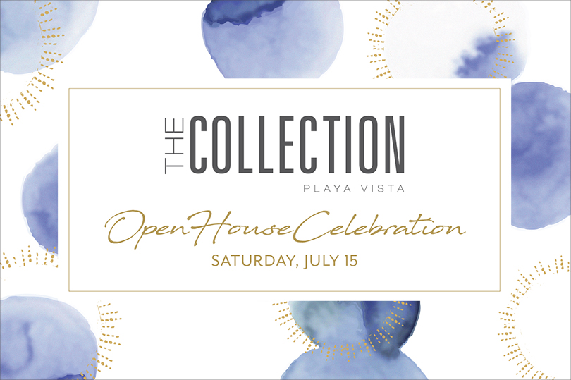 Open House Celebration | The Collection at Playa Vista | Brookfield Residential