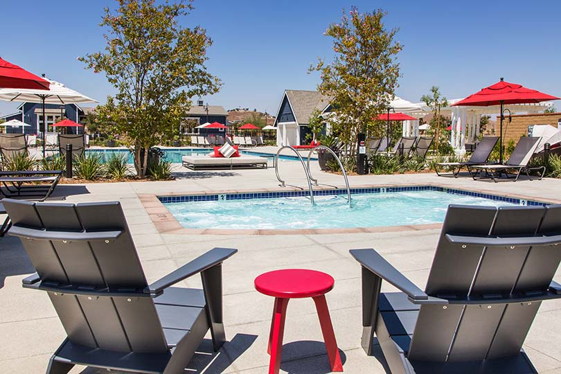 Resort-style living | Audie Murphy Ranch in Menifee, CA | Brookfield Residential