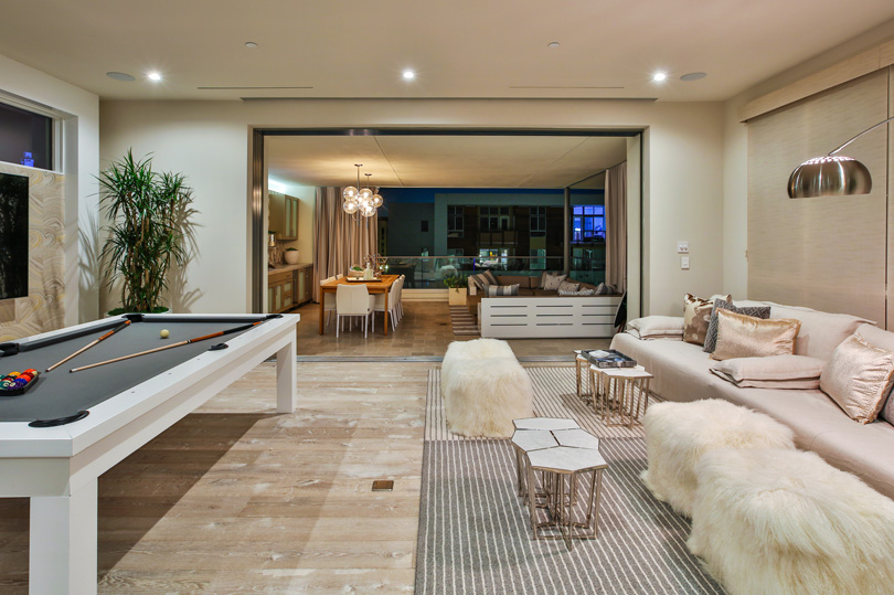 Outdoor Living Space | Jewel at Playa Vista in Los Angeles, CA | Brookfield Residential