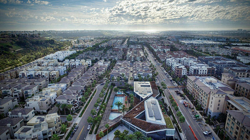 Playa Vista, California has the energy and the innovation that take urban living to the next level.