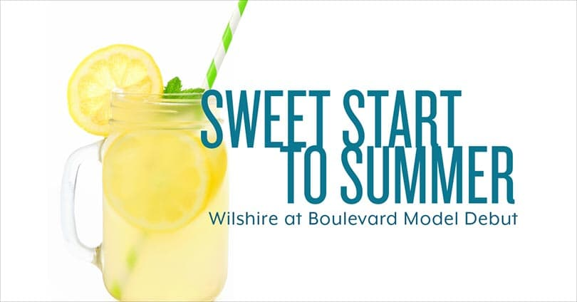 Sweet Start to Summer | Wilshire at Boulevard Model Debut